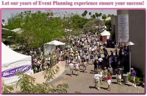 Annually, the Scottsdale Culinary Festival attracts visitors from around the world.